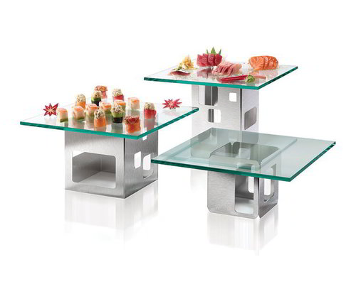 BUFFET STANDS & DISPLAYS
