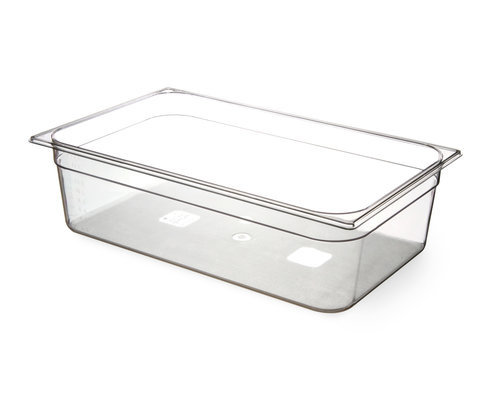 GASTRONORM INSERTS PLASTIC