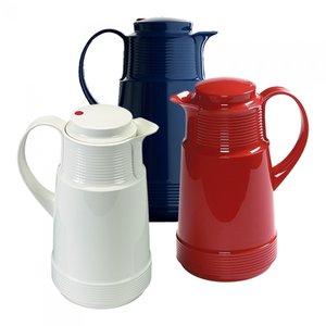 ROTPUNKT  Insulated jug 1 liter blue