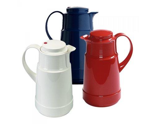 ROTPUNKT  Insulated jug 1 liter red