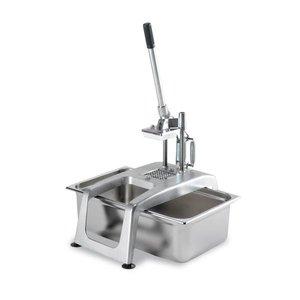 SAMMIC  Potato chipping machine 10 x 10 mm