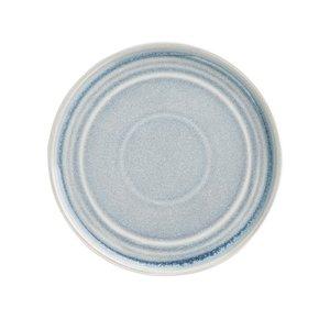 OLYMPIA Porselein  Flat plate 22 cm Cavolo Ice Blue