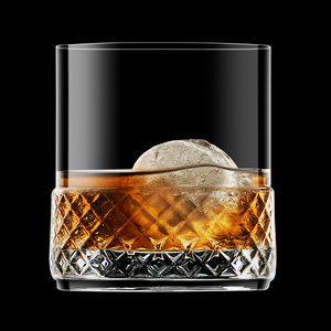 LUIGI BORMIOLI  Whisky / water glas 30 cl  Roma 1960