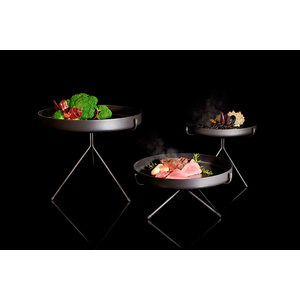 NOKTE BUFFET  Food container 30 cm Fez met stand