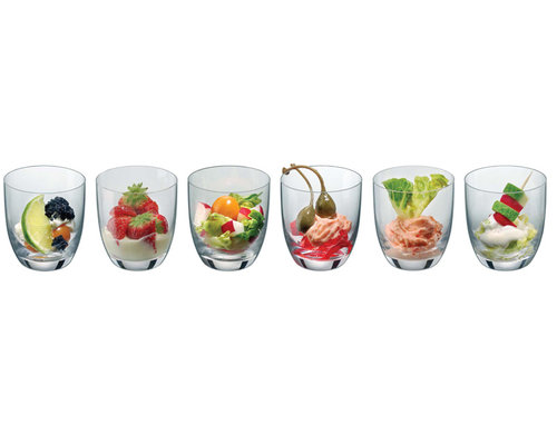 RONA  Apetizer glass 12 cl set of 6 pcs