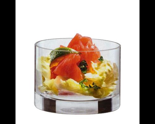 RONA  Apetizer glass / dessert glass 28 cl set of 3 pcs