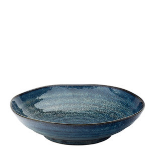 UTOPIA  Coupe bowl / pasta plate 21 cm Azure