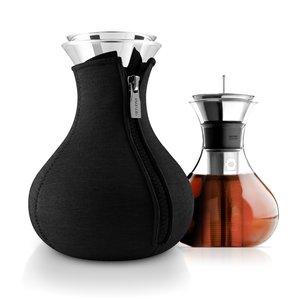 EVA SOLO  Théière 1 litre avec veste isolante noire