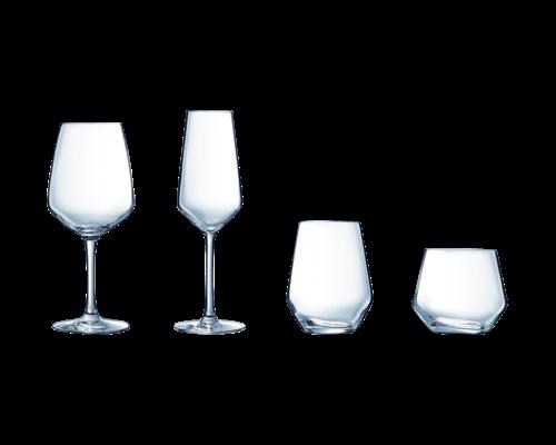 ARCOROC  Water goblet hoog model 40 cl Vina Juliette