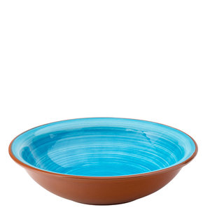 UTOPIA  Bowl / pasta bord 20,5 cm Salsa Sky blue