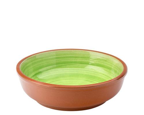 UTOPIA  Bowl 14 cm Salsa green