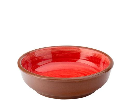 UTOPIA  Bowl 14 cm Salsa red