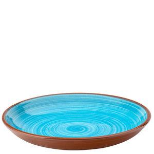 UTOPIA  Bowl / pasta plate 24 cm Salsa Sky Blue