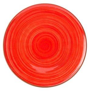 UTOPIA  Plat tapas bord 20 cm Salsa rood