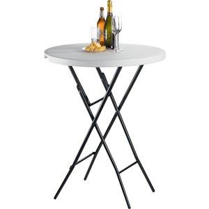 M & T  Statafel - Cocktail tafel 80 cm