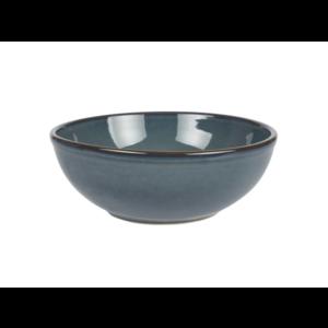 TABLE PASSION  Slakom XL  28 cm voor buffetten Cilaos blauw