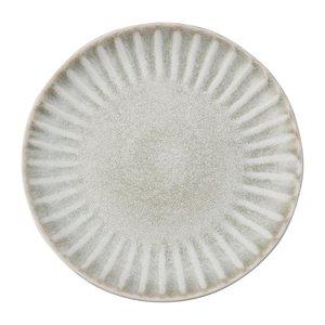 OLYMPIA Porselein  Plat bord 20,5 cm Concrete Grey