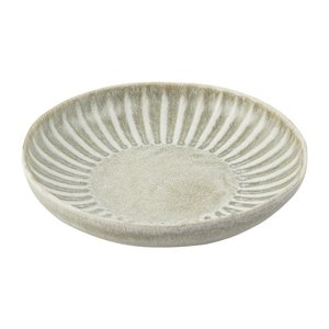 OLYMPIA Porselein  Deep plate 22 cm Concrete Grey