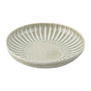 OLYMPIA Porselein  Deep plate 15 cm Concrete Grey