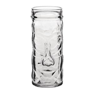 UTOPIA  Tahiti Tiki cocktail glass  45 cl  clear glass