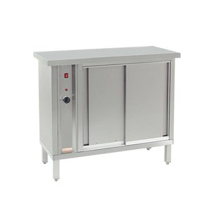 MAX PRO  Cupboard hot-air heated