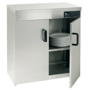 M & T  Plate warming cabinet for 120 plates