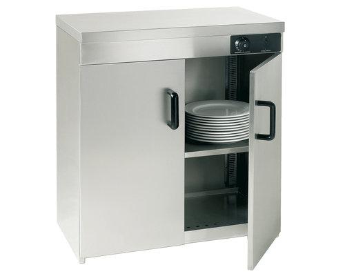 M & T  Bordenwarmkast voor 120 borden