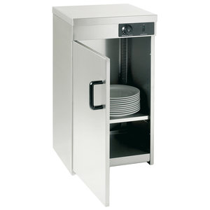 M & T  Plate warming cabinet for 60 plates