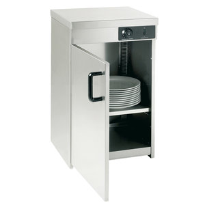 M & T  Plate warming cabinet for 30 plates