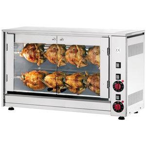 NEUMARKER  Chicken grill  2 x 4 chickens