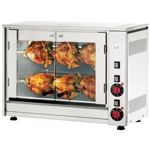 NEUMARKER  Chicken grill  2 x 3 chickens