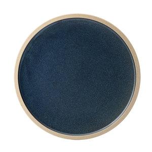 UTOPIA  Flat plate 26 cm Ink