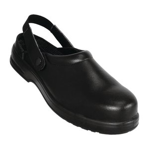 LITES by SAFEWAY  Unisex Safety Clogs Size 35