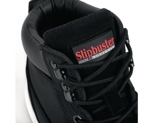 SLIPBUSTER  Sneaker Boot safety shoes black size 42