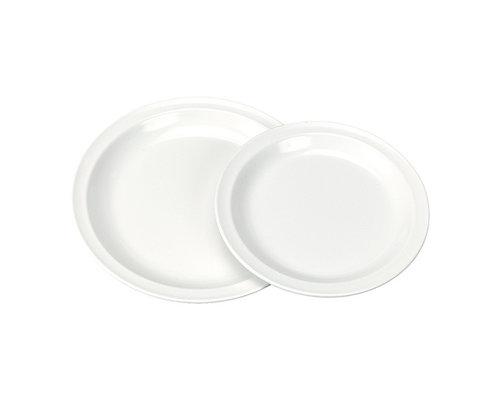 WACA  Flat plate 20 cm melamine
