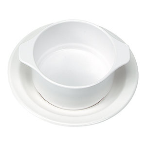 WACA  Saucer 17 cm for soup bowl 36 cl  melamine