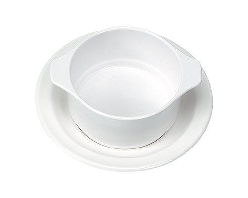 WACA  Ondertas 17 cm voor soepbol 36 cl  melamine