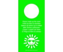M&T Niet storen deurhanger gemaakt van sterk PVC