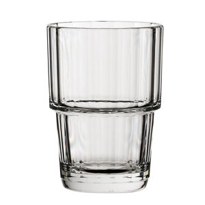 UTOPIA  Stacking tumbler 40 cl polycarbonate Nepal