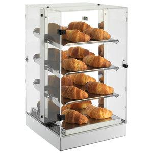 NEUMARKER  Warmhoud display voor ontbijt patisserie