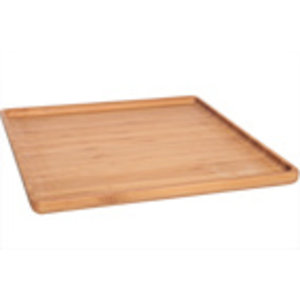M & T  Serving tray  bamboo  wood 26 x 26 x 1,6 cm