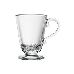 LA ROCHERE  Coffee- tea glass 25 cl  Louison