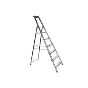 M & T  Ladder met 6 treden huishoudelijk model