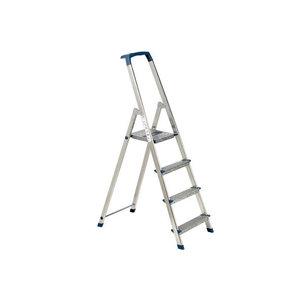 M & T  Ladder met 4 treden huishoudelijk model