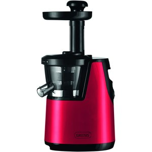 GREENIS  Slowjuicer red