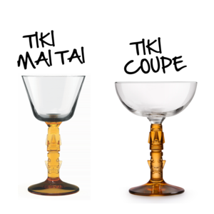 LIBBEY  Tiki Coupe 25 cl