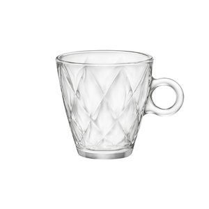 BORMIOLI ROCCO  Coffee- tea cup 22 cl Kaleido