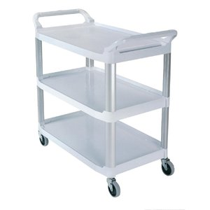RUBBERMAID  Serving trolley X-tra