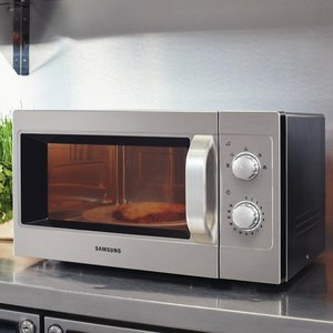 SAMSUNG  Microwave oven 1100 W Manual