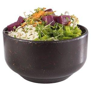 M & T  Poke bowl 1,1 liter melamine